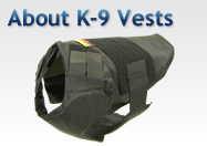 About K-9 Vests | Vest-A-Dog Network