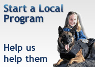 Start a Local Program - Help us help them