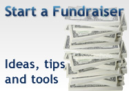 Start a Fundraiser - Ideas, tips, and tools
